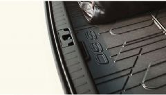 Genuine Volvo S60 (11-) Molded Plastic Luggage Compartment Mat